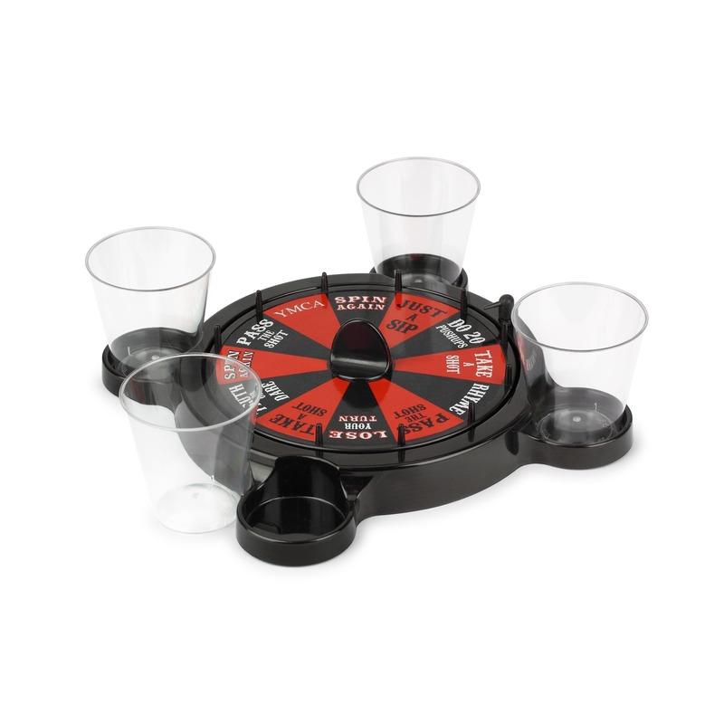 Drankspel drinkspel shot roulette 10137774