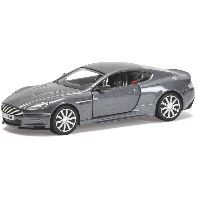 Modelauto aston martin dbs james bond 12 cm 1 36